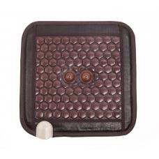 Турмалиновый коврик (450х450мм) с подогревом Health & Relax PR-C06A (арка для свода стоп от плоскостопия)