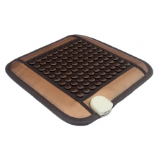 Турмалиновый матрасик (450х450мм) с подогревом Health & Relax PR-C06A