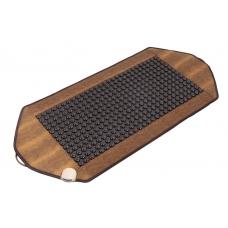 Массажный матрасик с камнями турмалина и подогревом Health & Relax