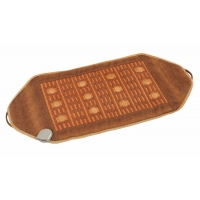 Турмалиново-нефритовый коврик (450x950мм) с подогревом Health & Relax PR-C06B