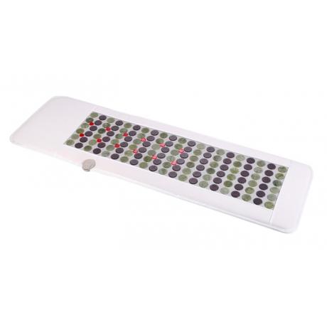 Фотонно-нефритовый матрасик (570x1900мм) с подогревом Health & Relax PR-C06C FOLDABLE
