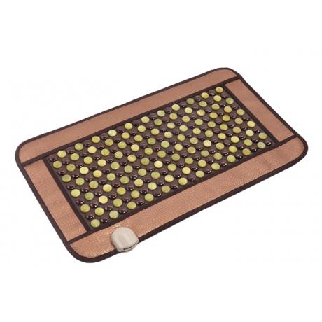 Тепловой коврик с турмалином и нефритом Health & Relax