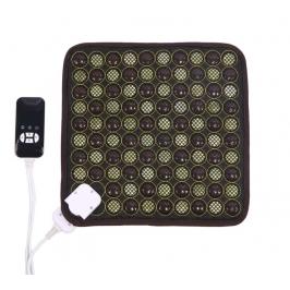 Турмалиновый коврик (380х380мм) с подогревом Health & Relax PR-C06 Mix