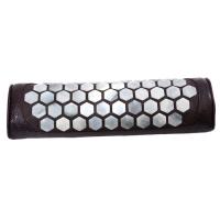 Нефритовая подушка с подогревом Health & Relax PR-P002 (420x130x70мм)