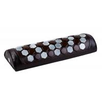Турмалиновая подушка с камнями нефрита и подогревом Health & Relax