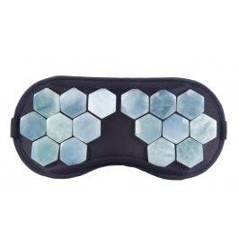 Нефритовая маска для глаз с подогревом Health & Relax