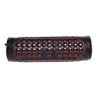 Турмалиновая подушка для шеи с подогревом и резиновыми вставками для акупунктурного массажа Health & Relax