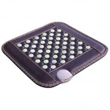 Турмалиново-нефритовый коврик (450х450мм) с подогревом Health & Relax PR-C06 Mix