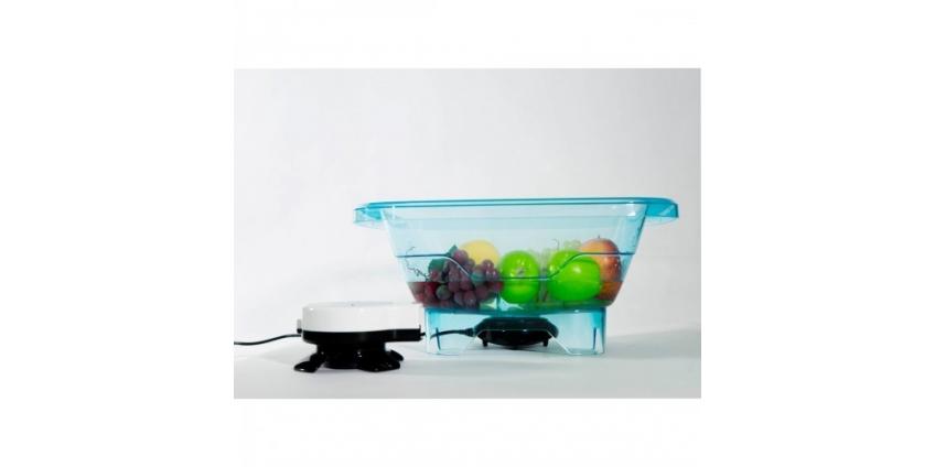 Чем смыть «химию» с овощей и фруктов в домашних условиях
