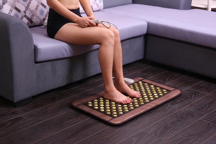 пользование нефритовым ковриком
